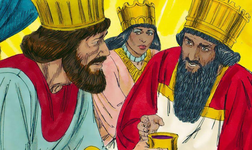 nehemiah the cupbearer