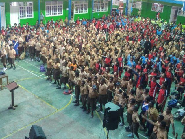 Julius, Missionaris Muda yang Dipanggil Tuhan untuk Papua